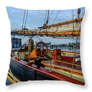 Baltimore Pride II Throw Pillow