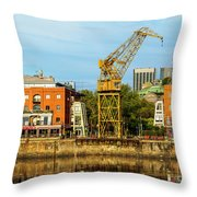 Buenos Aires, Argentina Throw Pillow
