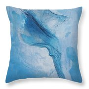 Conceptional Views Throw Pillow