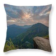 Ella - Sri Lanka Throw Pillow