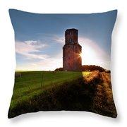 Horton Tower - England Throw Pillow