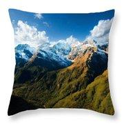 Landscape Acrylic Throw Pillow