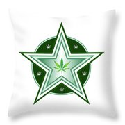 5 Throw Pillow