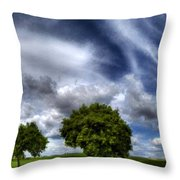 Nature By Throw Pillow