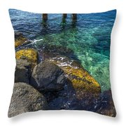Obhur Throw Pillow