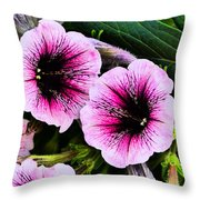 Squeeze Me  Throw Pillow