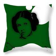 Star Wars Princess Leia Collection Throw Pillow