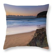 Sunrise By The Sea Throw Pillow