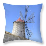 Trapani - Sicily Throw Pillow