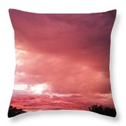 50 Shades Of Purple Throw Pillow