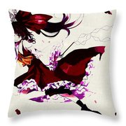 Touhou Throw Pillow