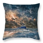4100 Throw Pillow