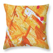 507 Throw Pillow