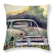 51 Ford Throw Pillow