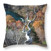 Ha Ha Tonka Throw Pillow