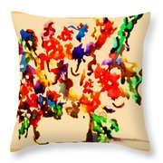 Janas Throw Pillow