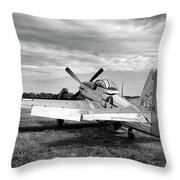 51 Shades Of Grey Throw Pillow