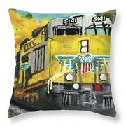 5141 Throw Pillow
