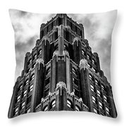 519 8th Avenue, Midtown New York Throw Pillow
