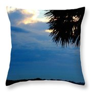 By Nature Throw Pillow