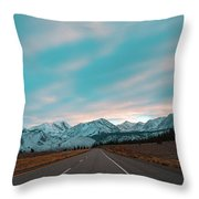 523pm Throw Pillow