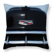 54 Chevy Grill Throw Pillow