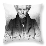 Andrew Jackson (1767-1845) Throw Pillow by Granger