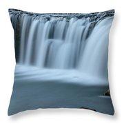 Grand Falls Throw Pillow