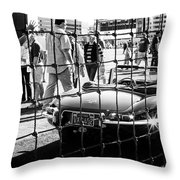 Gt Convertible Throw Pillow