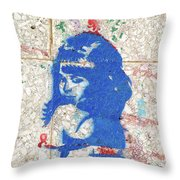 56 Throw Pillow