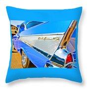 57 Classic Throw Pillow