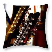 5796-001 Washburn - Guitar Throw Pillow