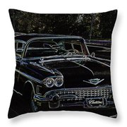 58 Fleetwood Throw Pillow