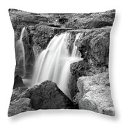 Grand Falls Throw Pillow