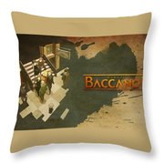 59906 Baccano Throw Pillow