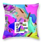 6-19-2015dabc Throw Pillow