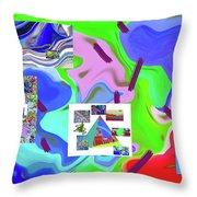 6-19-2015dabcdefghij Throw Pillow
