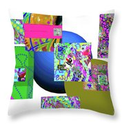 6-20-2015gab Throw Pillow