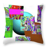 6-20-2015gabcde Throw Pillow
