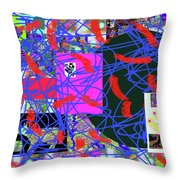 6-27-2015bab Throw Pillow