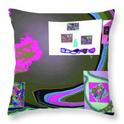 6-3-2015babcd Throw Pillow