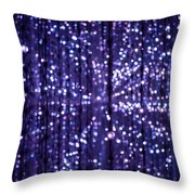 Abstract Light Throw Pillow