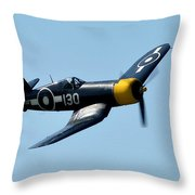 Aircraft Throw Pillow