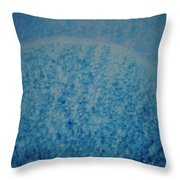 Calm Mind Throw Pillow