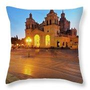 Cordoba, Argentina Throw Pillow