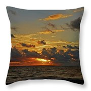 6- Juno Beach Throw Pillow