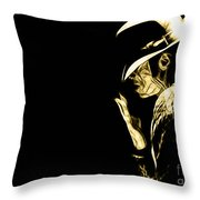 Michael Jackson Collection Throw Pillow
