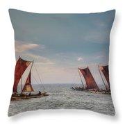Negombo - Sri Lanka Throw Pillow