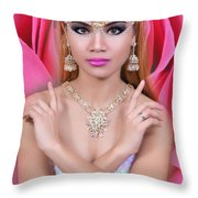 Reyvi Reside Throw Pillow