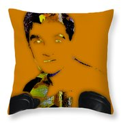 Rocky Marciano Collection Throw Pillow